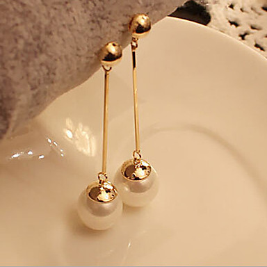 """""""New Arrival Hot Selling High Quality Fashional Long Pearl Earrigns"""""""