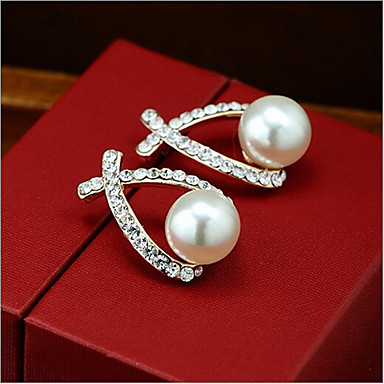 """""""New Arrival Hot Selling High Quality Fashional Water Drop Pearl Earring..."""