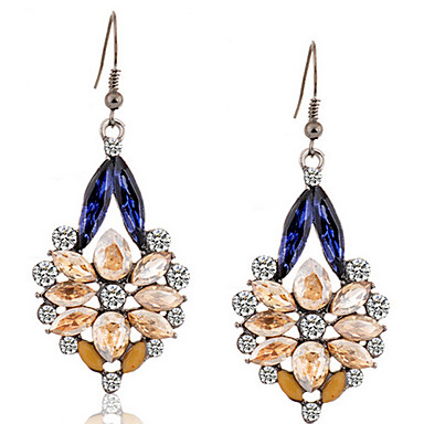 """New Arrival Hot Selling High Quality Retro Crystal Earrings"""