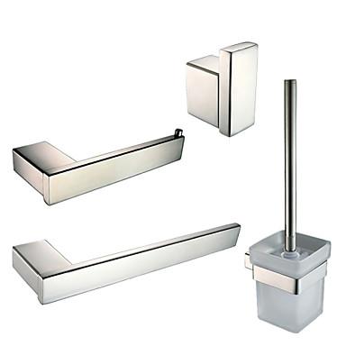 Set de accesorios de ba o anillo para toalla soporte for Accesorios para bano papel higienico