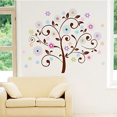 stickers muraux de style de d calques muraux de couleur. Black Bedroom Furniture Sets. Home Design Ideas