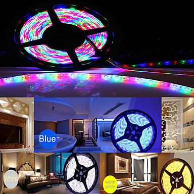 wasserdichte 5m 5050 smd rgb led streifen ws2811 flexible light rgb 24key fernbedienung. Black Bedroom Furniture Sets. Home Design Ideas