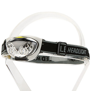Fari cinghie LED 3 Modo 1200 Lumens AAA Campeggio/Escursionismo/Speleologia /...