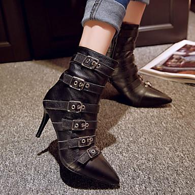 chaussures femme d contract noir talon aiguille. Black Bedroom Furniture Sets. Home Design Ideas