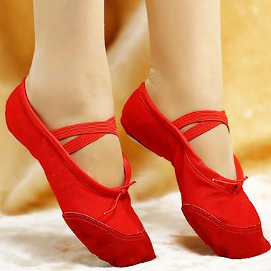 non customizable s shoes ballet leather canvas