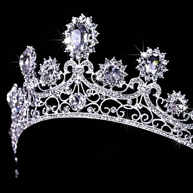 Korean Brides Queen's Crown The New High-End Wedding Jewelry