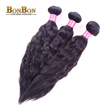 Buy Hot Selling 8 inch-30 inchBrazilian Virgin Human Hair Natural Wave Color