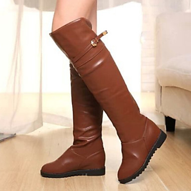 Women's Shoes New Arrival Slim Leg Chunky Heel Comfort ...