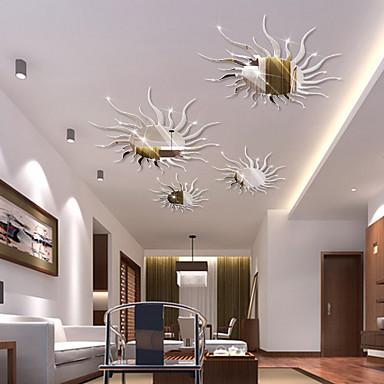 forma 3d adesivi murali adesivi a parete specchio ps 30 30cm del 4532145 2016 a. Black Bedroom Furniture Sets. Home Design Ideas