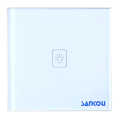 Buy A8-01 2 Way Touch Switch Crystal glass panel