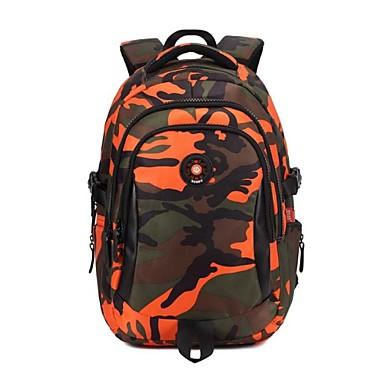 Buy Kids Satchel Camouflage Teen Boys Girls Grade 4-6 Primary School Backpack