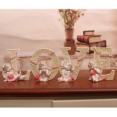 Buy Creative LOVE Angel ornaments Decoration(Set 4)