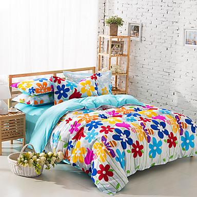 S banas mundo de las flores ropa de cama de l mina de tela for Sabanas de calidad
