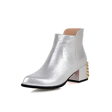 s shoes chunky heel pointed toe office career