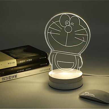 Lampade da scrivania - Moderno/contemporaneo - DI Metallo - LED del 4745580 2...