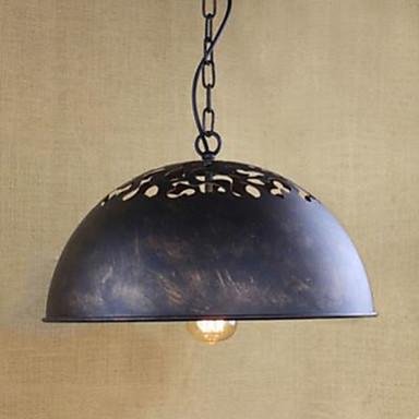 Lampe suspendue retro rustique peintures fonctionnalit for Lampe suspendue chambre