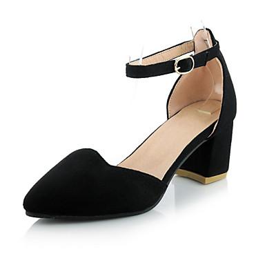 Women's Shoes Chunky Heel Heels / Comfort / Pointed Toe ...