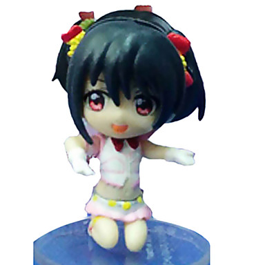 Buy Love Live Anime Action Figure 8CM Model Toys Doll Toy