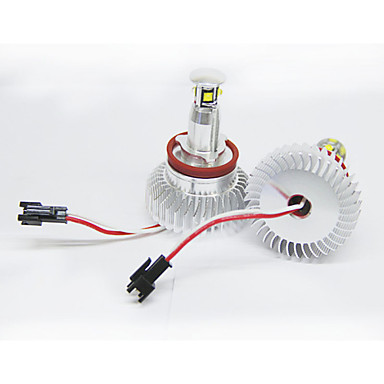 Buy Model 32W CREE LED Angel Eye B-MW E70 Car Models White Color