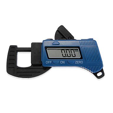 Buy 12.7Mm/0.5 inch Carbon Fiber Composites Digital Thickness Caliper Micrometer Gauge