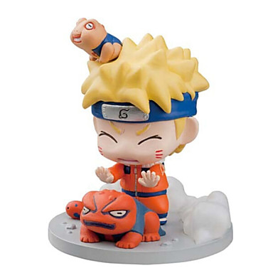Buy Naruto Anime Action Figure 5CM Model Toy Doll (6 Pcs)