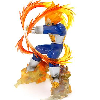 Buy Dragon Ball Z Super Saiyan Vegeta 15CM Anime PVC Action Figure Collection Model Toys