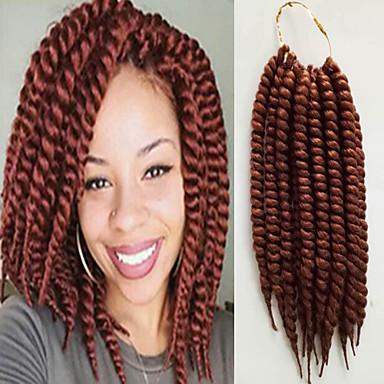 Crochet Box Braids Short : Short Hair Braids Color 30# Havana Twist Braid Havana Hair Crochet ...