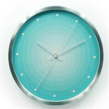 Moderno contempor neo otros reloj de pared otros metal - Reloj de pared moderno ...