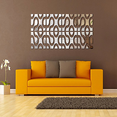 Ocio pegatinas de pared adhesivos de pared espejo - Calcomanias para paredes ...