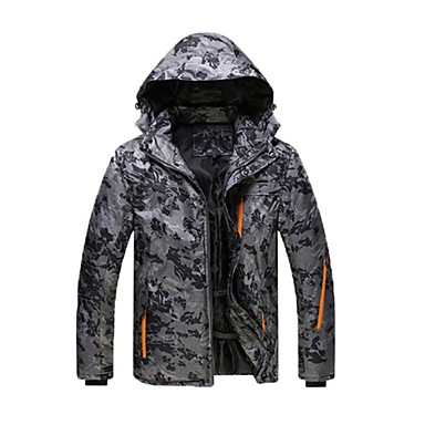 tenue de ski anorak pour ski snowboard homme tenue d 39 hiver polyester v tement d 39 hiver garder au. Black Bedroom Furniture Sets. Home Design Ideas