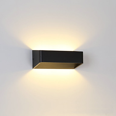 Wall Light Metal Box : 5W LED Modern Design Wall Lights, Metal Living Room Bedroom Hotel rooms Bedside Lamp Stairs ...