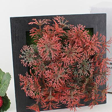 Planten aan de muur binnen
