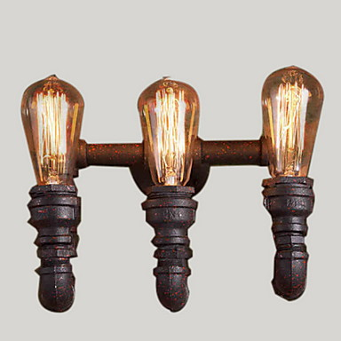 Rustic Lodge Wall Sconces : Wall Sconces Mini Style / Bulb Included Rustic/Lodge Metal 4403598 2017 USD 128.99