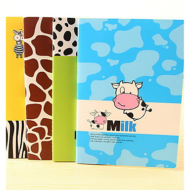 Buy 16K Large Lovely Notebook B5 Animal Patterns Series Journal (Random Colors)