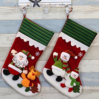Calcetines de navidad suministros medias de navidad en - Calcetines de navidad personalizados ...