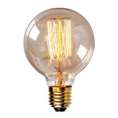 g80 e27 incandescence 40w ampoule vintage pour barre de m nage caf h tel ac220 240v de. Black Bedroom Furniture Sets. Home Design Ideas