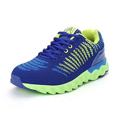 Men's Athletic Shoes Spring / Fall Comfort PU Casual Flat Heel Lace-up ...