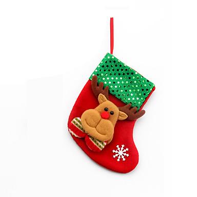 4pcs adornos de navidad para la decoraci n de mesa de for Adornos para el hogar