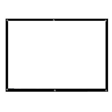 Buy RedGoldLeaf® 120 Inch 16:9 Maxwhite Wall Mount Screen
