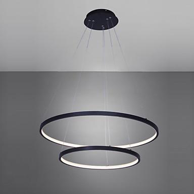 Dimmable Led 50W Pendant Light Modern Design LED Ring 220V240
