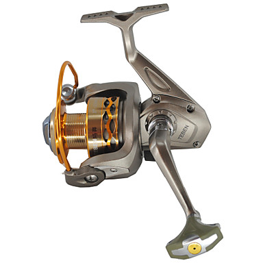 Fishing Reel Spinning Reels 5.11 8 Ball Bearings Exchangable Seawater protection corrosion  Fishing Spinning Trolling & Boat Fishing Carp Fishing