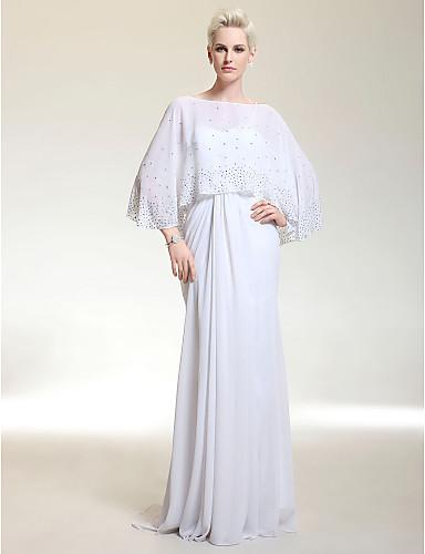Vestidos para senhoras brancos