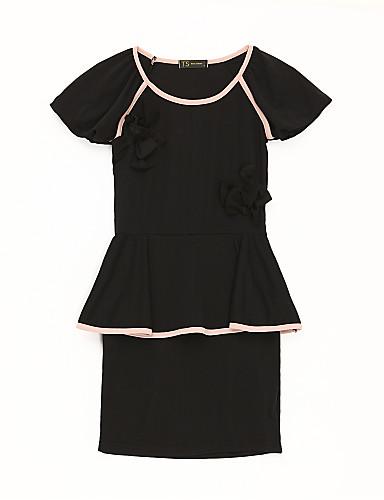 луки баски платье