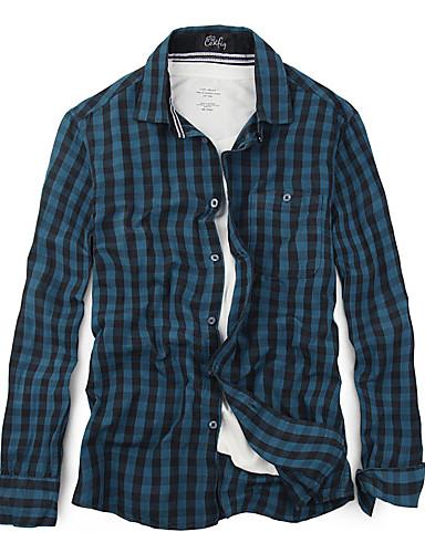 chemise bordeaux homme