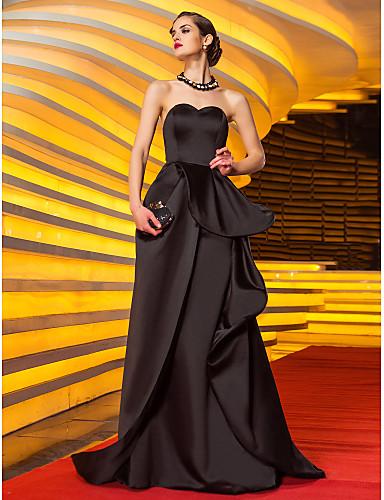 Vestido preto para festa de Jennifer Aniston – Globo de Ouro 2015