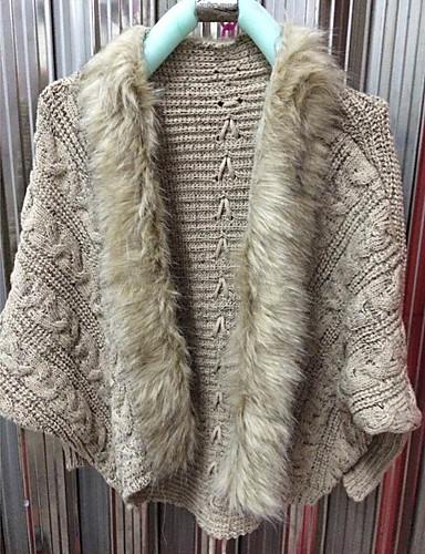 Buy Danier Women's Fashion 3/4 Sleeve Coat