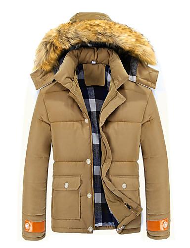 Buy Xiamen Men's fashion hoodie tweed coat