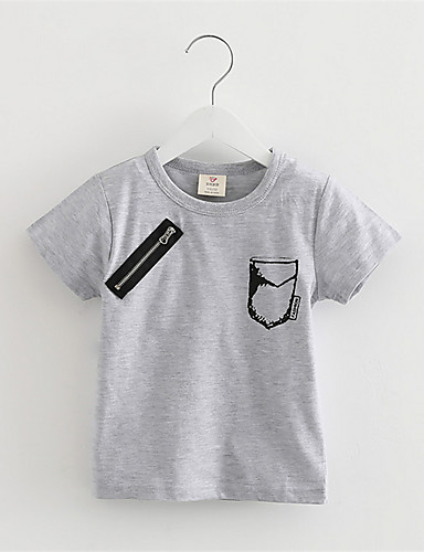 Buy 2016 Brand New Summer Kids Tshirt 100% Cotton Short Sleeves Boy's Girls Baby T Shirts