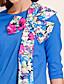 ts stampata camicia camicetta 3/4 sleeve (altri colori)