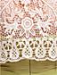 Temmelig Kortærmet Cotton Casual / Holiday Jacket / Wrap